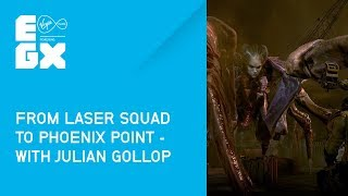 From Laser Squad to Phoenix Point: The Evolution of a Game Genre with Julian Gollop from EGX 2017