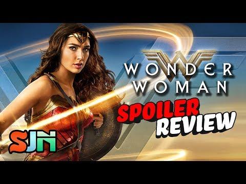 Download Youtube: Wonder Woman Spoiler Review!
