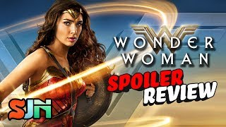 Wonder Woman Spoiler Review!