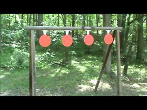 9mm vs. New Pistol Targets