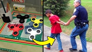 GTA 5 KIND KLAUT FIDGET SPINNER !