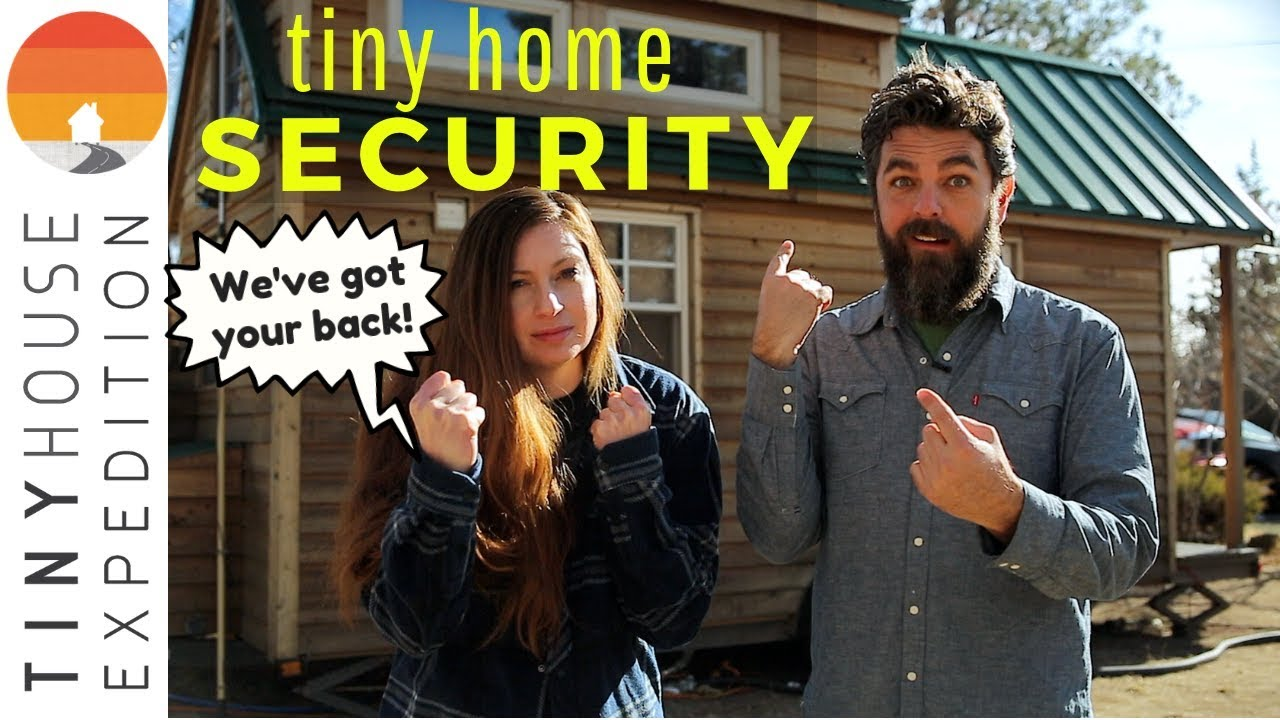 Stolen Tiny House! Easy Tiny Home Security Tips to Prevent Theft