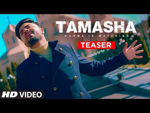 Tamasha Song Teaser | Marshall Sehgal Ft Himanshi Khurana | New Punjabi Song