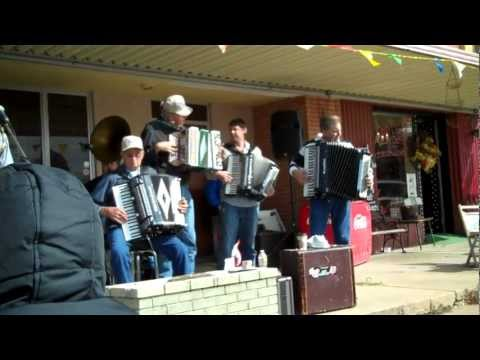 TEXAS POLKA MUSEUM ANNIVERSARY JAM SESSION - OCT. 27, 2012