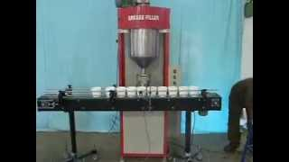 Automatic Online Grease Filling Machine