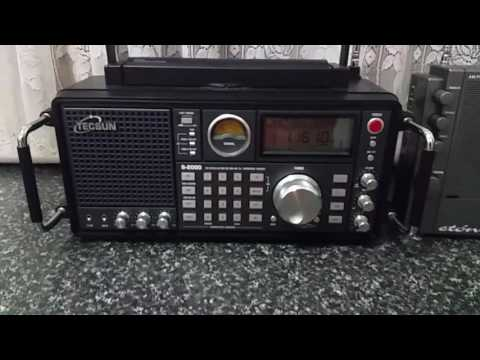 A look at the Tecsun S2000 shortwave radio