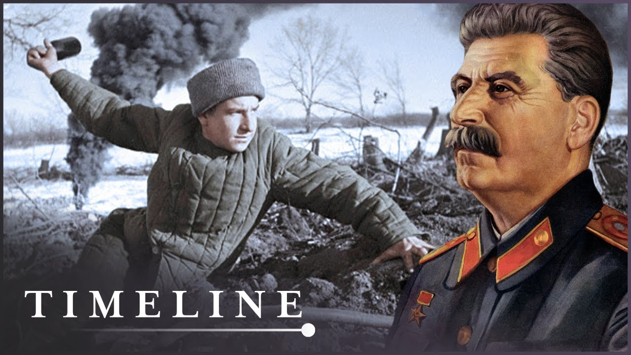 The 1942 Tank Defence Of Stalingrad   Greatest Tank Battles   Timeline