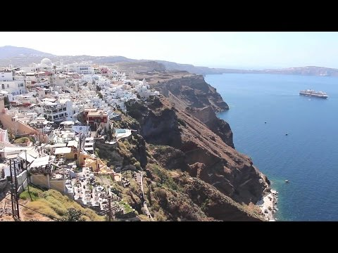 Santorini Trip 2016, one of the best islands of GREECE / FULL HD