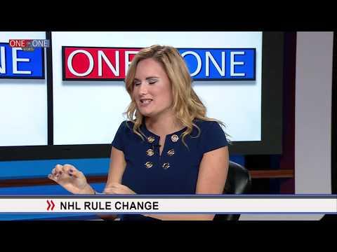 Week 1: NHL Rule Change