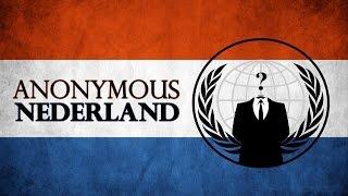 VTV AnonymousNL 20/9/2013 #OpRevolutie2013 Politiestaat Nederland