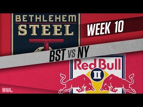 Bethlehem Steel FC vs New York Red Bulls II: May 16, 2018