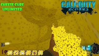 CHEESE CUBE UNLIMITED Y MARIO TOWERS CUSTOM ZOMBIES COMPLICADOS   BLACK OPS 3 ZOMBIES MOD TOOLS
