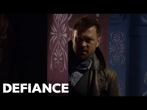 DEFIANCE (Inside Episode) | When Twilight Dims the Sky Above | SYFY