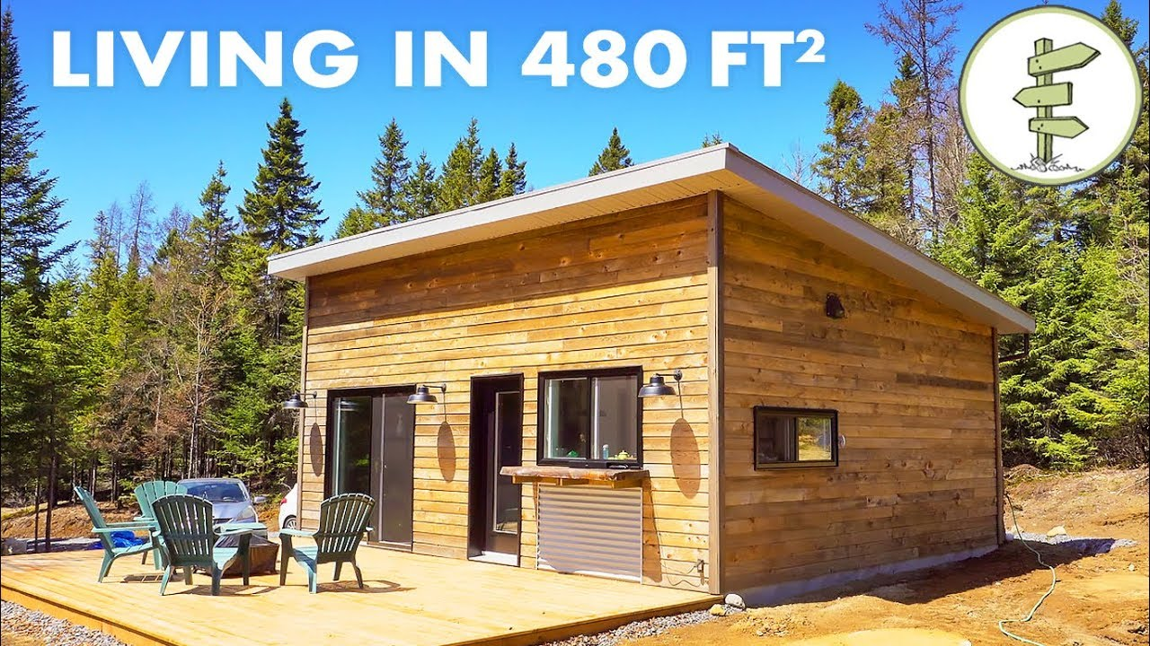 this could be the perfect size for a tiny house full tour