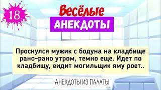 Сборник Смешных Анекдотов Выпуск 18