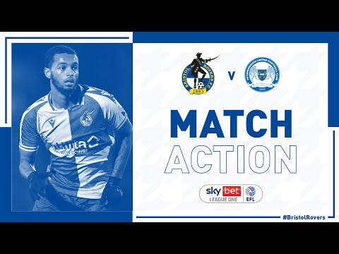 Bristol Rovers Peterborough Goals And Highlights