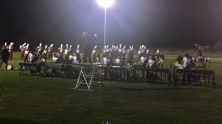 Nutley Raider Marching Band Competition 10/20/2018