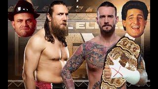 Konnan & Disco ARGUE over CM Punk & Daniel Bryan joining AEW