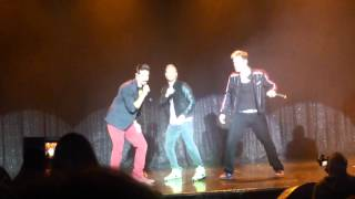 Backstreet Boys Cruise 2014 - Group A Concert: That's The Way That I Like It