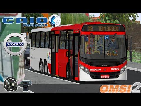 #OMSI2  Apache Vip Trucado + RMBH + Passageiros reclamões
