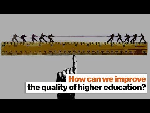 How can we improve the quality of higher education? | Debra Mashek