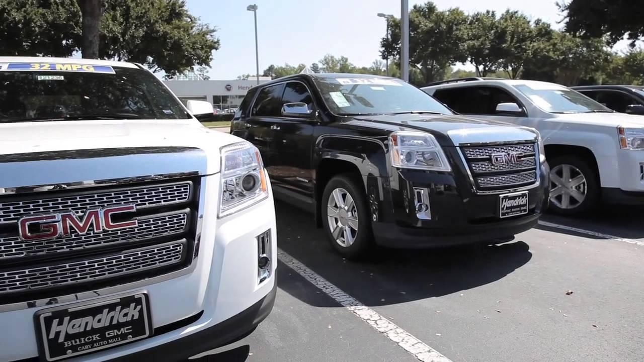 Hendrick Gmc Cary >> Hendrick Buick GMC - Dealership in Cary, NC - YouTube