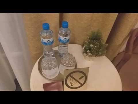 Обзор номера в Отеле Гранд Палас. Светлогорск.