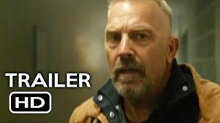 Criminal Official Trailer #1 (2016) Kevin Costner, Ryan Reynolds Action Movie HD