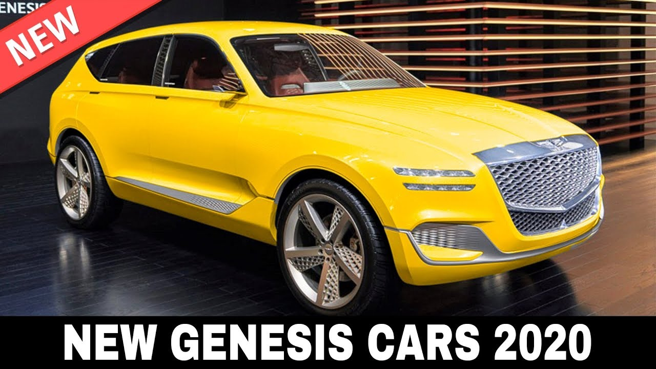 5 New Genesis Cars that Prove the Worth of the Korean Luxury Segment