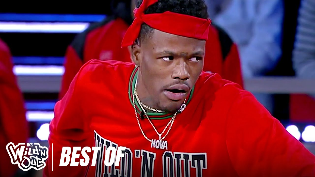 Wild 'N In w/ Your Faves: DC Young Fly SUPER COMPILATION | Best of: Wild 'N Out