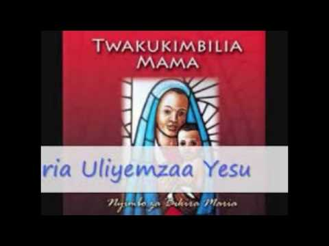 Salamu maria-Mboye&The Glorious catholic singers