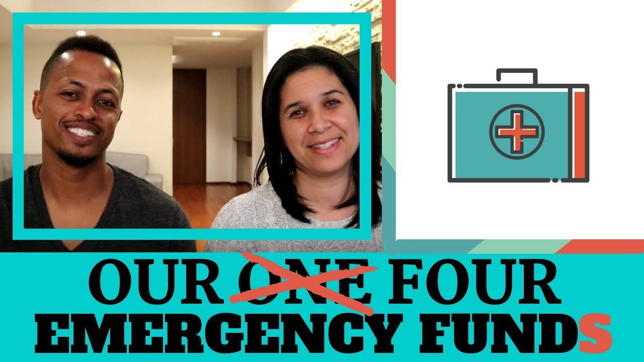 ALERT!!! FOUR EMERGENCY FUNDS YOU NEED (Other Than the Traditional Emergency Fund)
