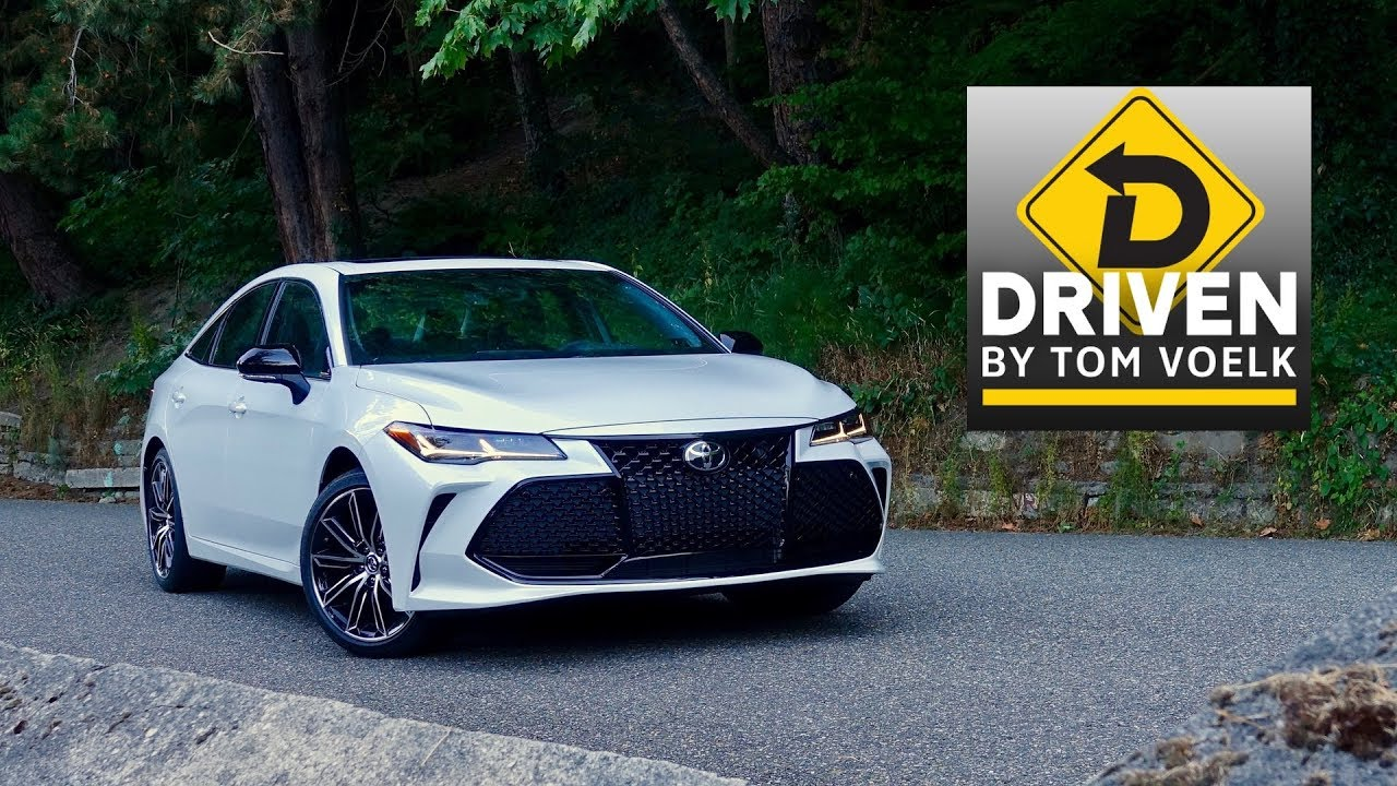Driven 2019 Toyota Avalon Touring V6 Review Youtube