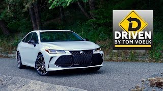 Driven- 2019 Toyota Avalon Touring V6 Review