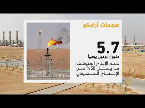 ???? خسارة 350 مليون دولار يوميا..هكذا يتأثر الاقتصاد السعودي بالهجمات  - 22:54-2019 / 9 / 15