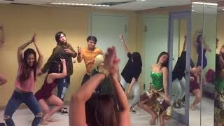 Showtime Dancers budots ft. McCoy De Leon
