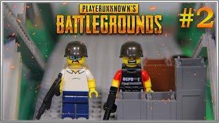LEGO Мультфильм PUBG #2 / LEGO PlаyerUnknown's...