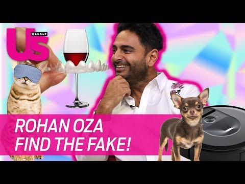 FIND THE FAKE with ROHAN OZA (Shark Tank)