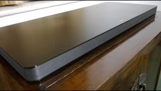 LG Sound Plate LAP340 Review