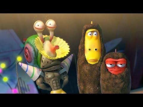 LARVA - FASHION FIX | Cartoon Movie | Cartoons | Comics | Larva Cartoon | LARVA Official