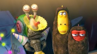 LARVA - FASHION FIX | Cartoon Movie | Cartoons For Children | Larva Cartoon | LARVA Official
