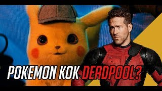 Review: Detective Pikachu, Deadpool Yang Pokemon - Dunia Geek