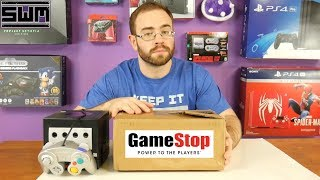 I Ordered Nintendo Gamecube Games From GameStop In 2019...And This Is What They Sent Me