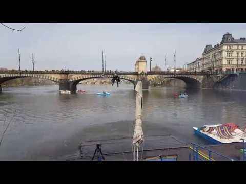 Iron Man Suit testing flight - Richard Browning -SingularityU Czech Summit Prague 2019
