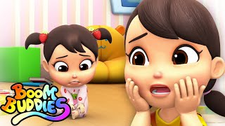 The Boo Boo Song + More Nursery Rhymes and Kids Songs | Baby Cartoon Videos