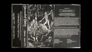Shrouded Deity (US,NJ) - Conjuring of impure divinities (1995)