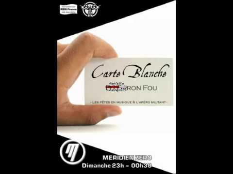 "Carte blanche au DJ Baron Fou d'Europa Radio"""