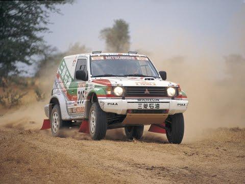 """Dakar - Agadès - Dakar"" 1997"