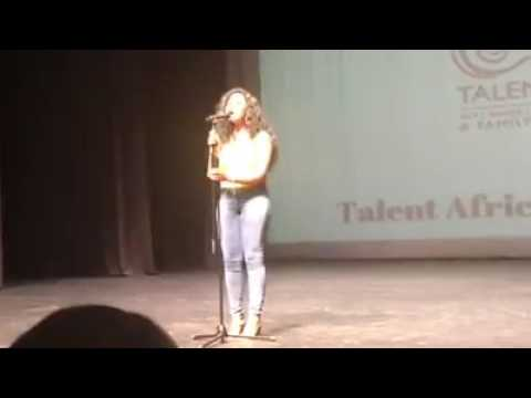Tiana Smith sings Alessia Cara' 'Scars To Your Beautiful' for MBD Kiff Kids