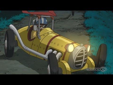 What Ni no Kuni took from Studio Ghibli's Work